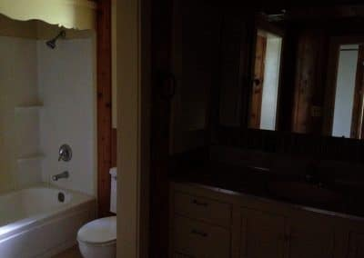 Before: downstairs bathroom